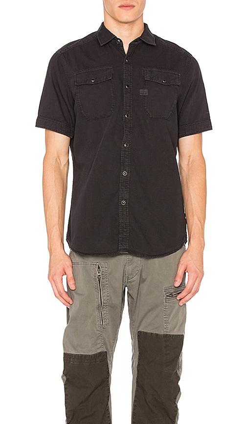 G-Star Landoh Shirt in Black