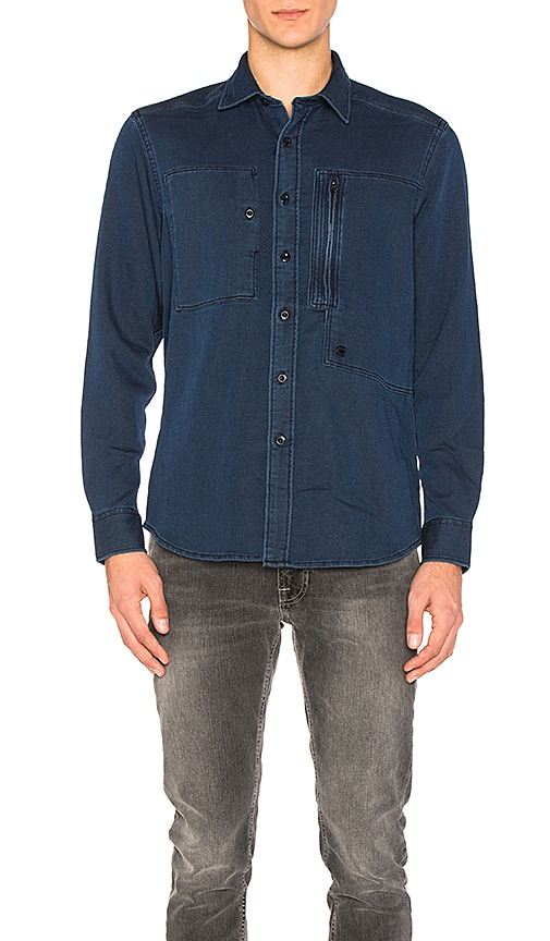 G-Star Powel Shirt in Blue