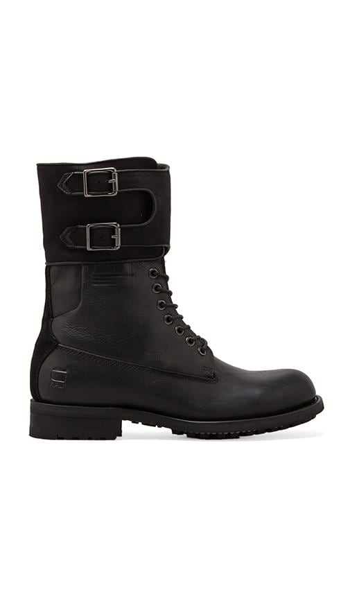Patton IV Cavalry Cuff Boot
