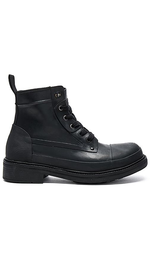 G-Star Myrow Rubber Boot in Black