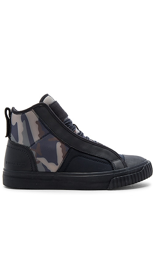 G-Star Scuba Sneaker in Navy