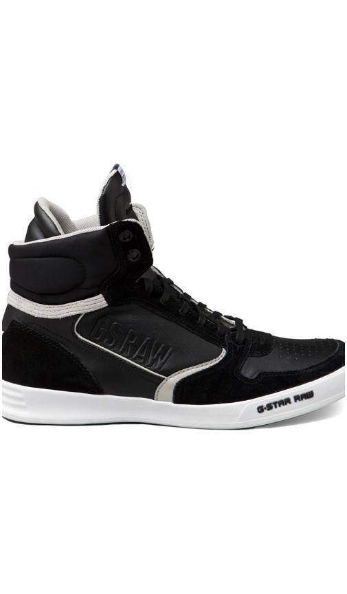 Yard Pyro Hi Top Sneaker