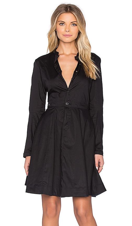 G-Star Core Flare Dress in Black