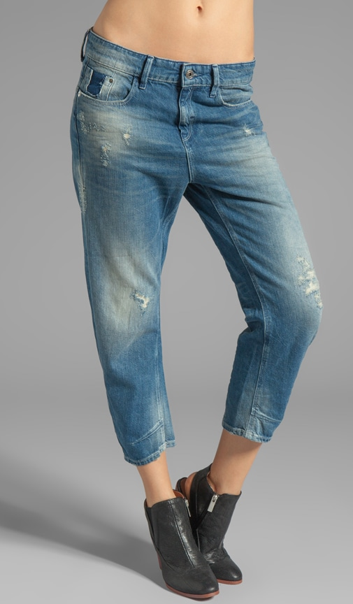 Charilie 3D Loose Tapered