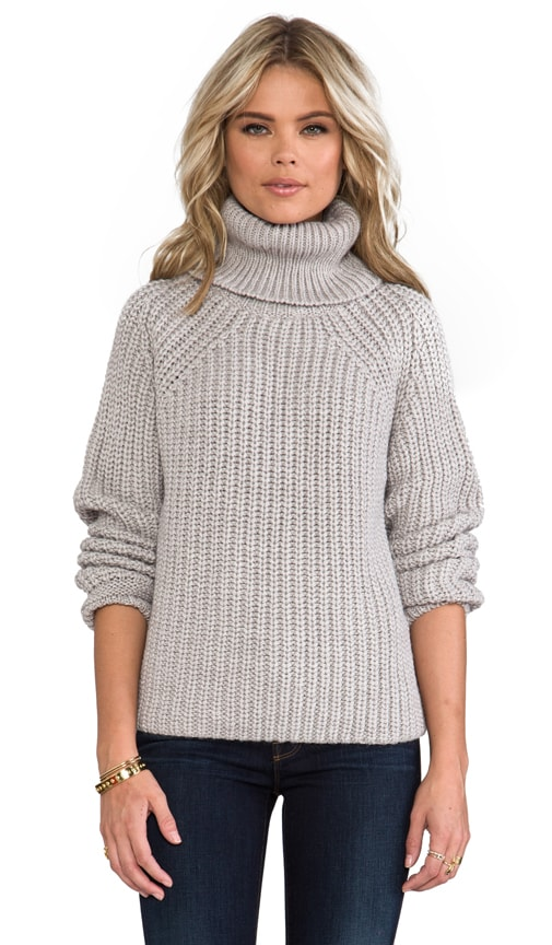 Steele Collar Knit
