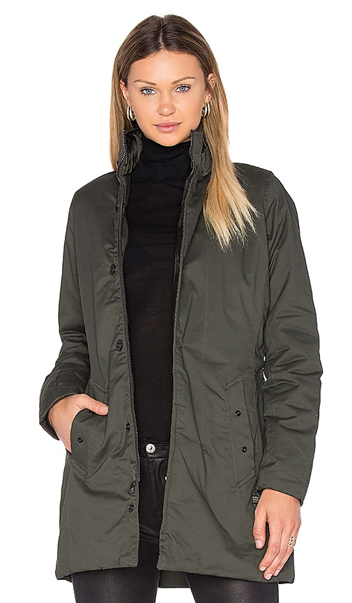 G-Star Minor Coat in Army