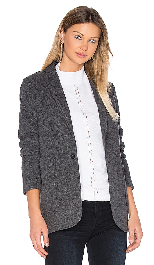 G-Star Blake Wool Blazer in Gray