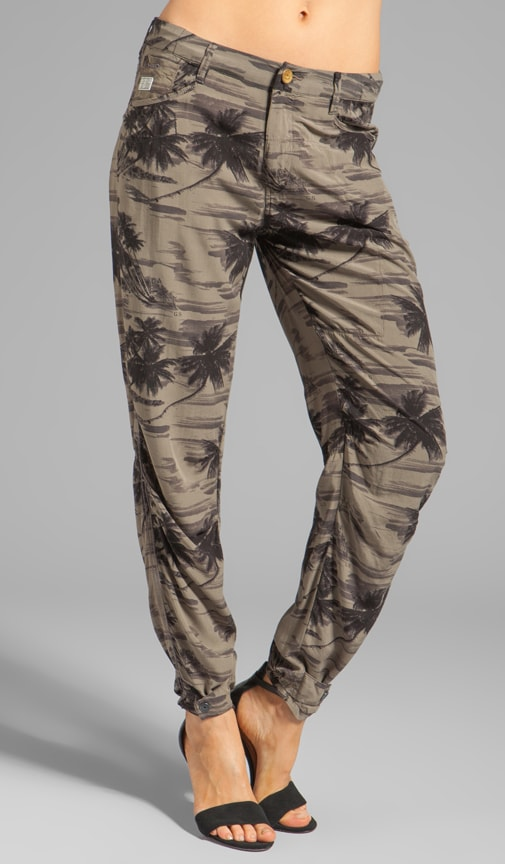 Beach Rovic Camo 3D Loose Pant