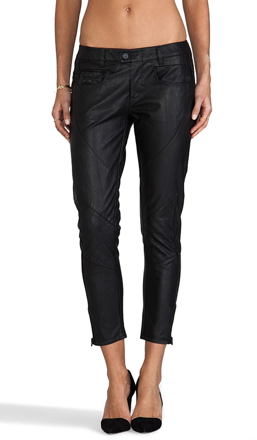 Raw Radar Skinny Ankle Pant