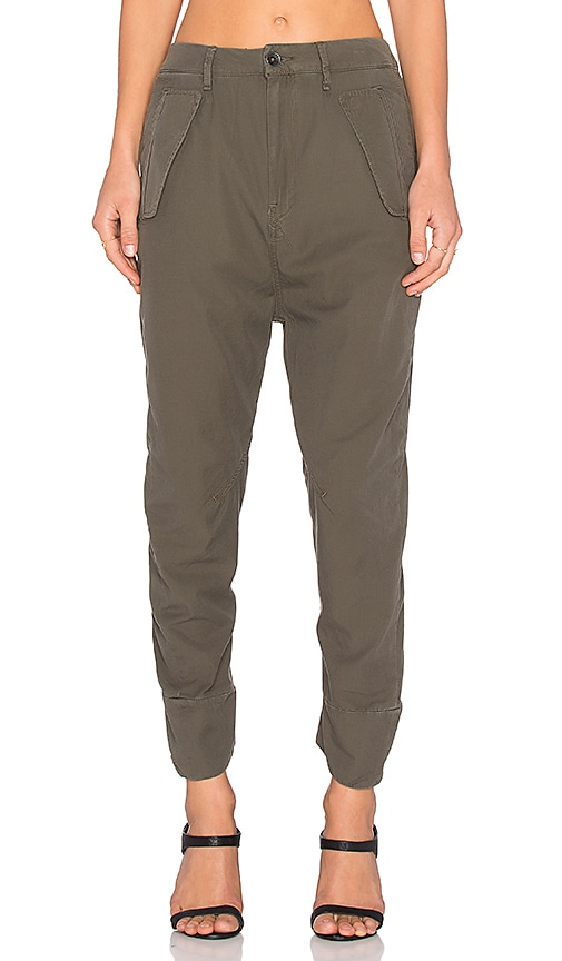 G-Star Avi Loose Pant in Combat