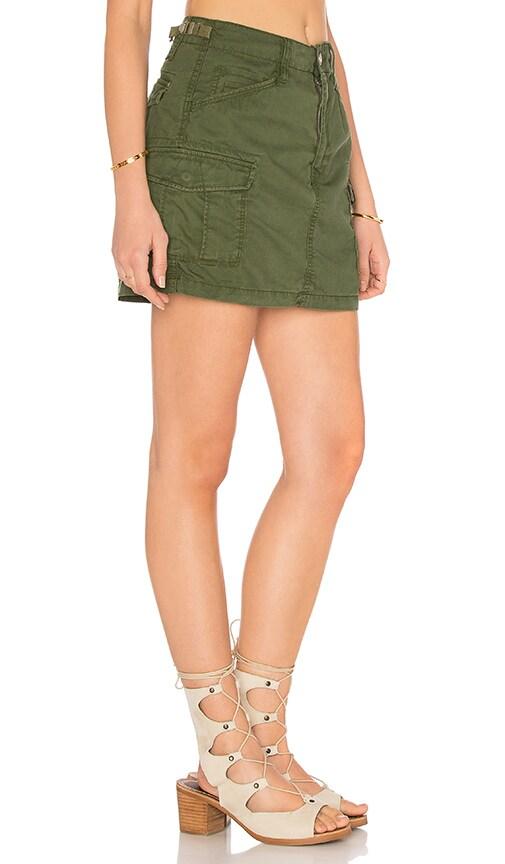 G-Star Rovic Skirt in Bright Rovic Green