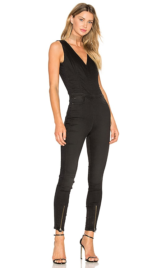 Lynn Zip Grip Sleeveless Jumpsuit