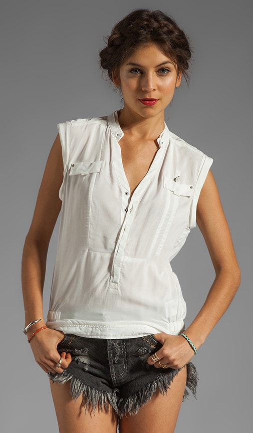 Tooper Crusader Sleeveless Top
