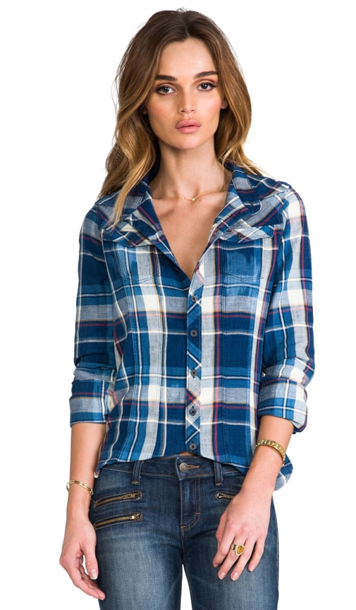 Tailor Check Plaid Shirt