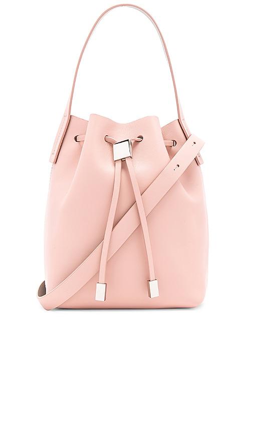 Gvyn Yuri 2.0 Bucket Bag in Blush