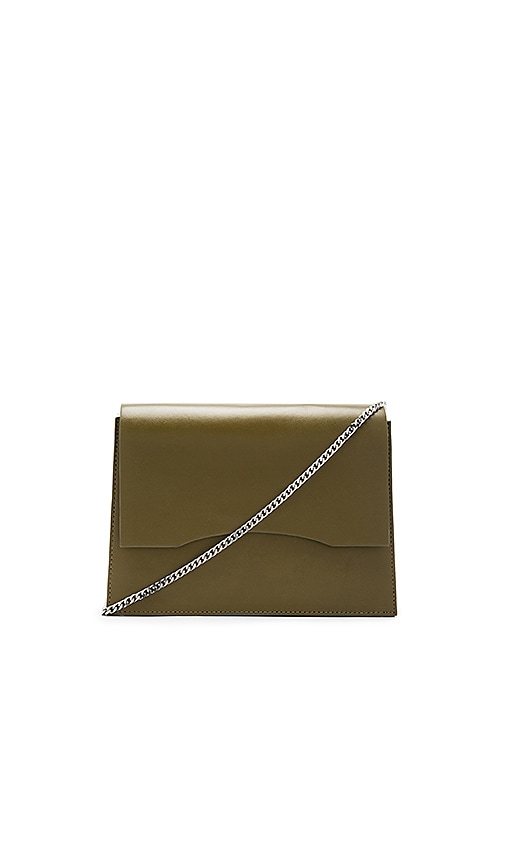 Gvyn Jaden Shoulder Bag in Olive