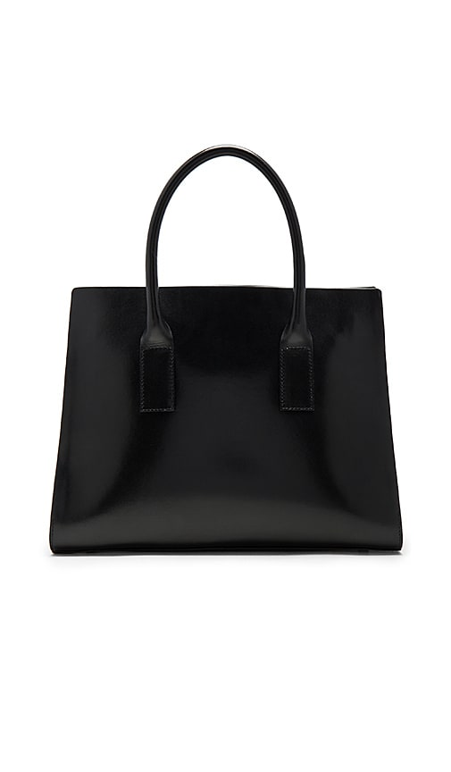 Gvyn Lev Tote Bag in Black