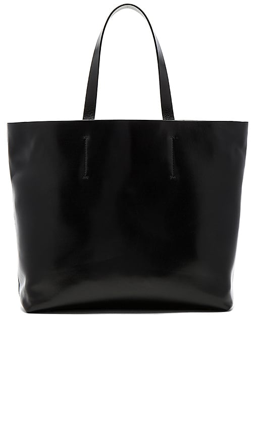 Gvyn Luca Tote Bag in Black