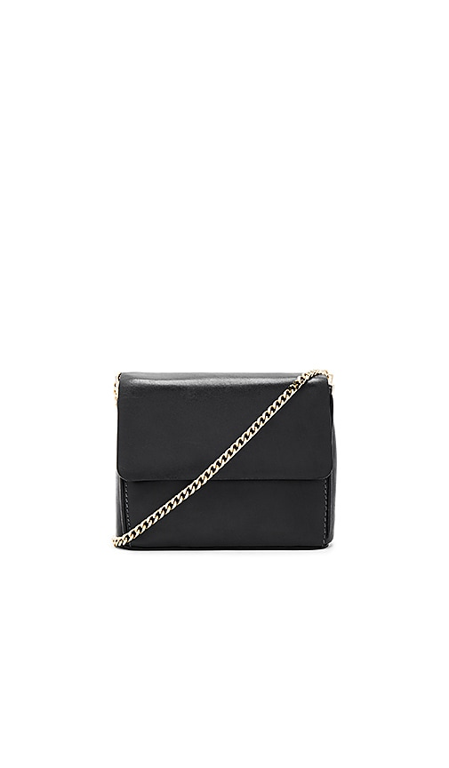 Gvyn Yael 2.0 Shoulder Bag in Black