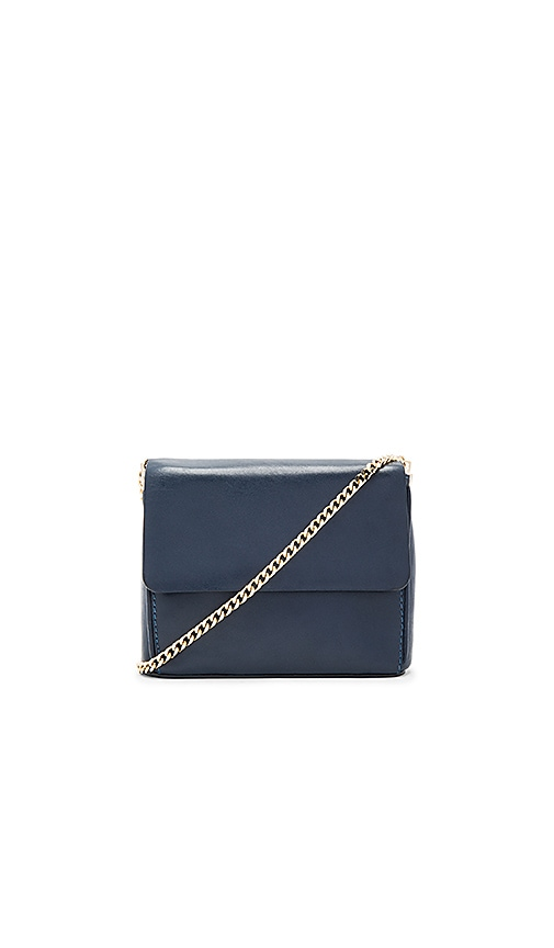 Gvyn Yael 2.0 Shoulder Bag in Navy
