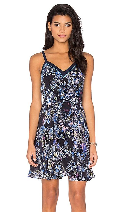 Magnolia Silk Dress
