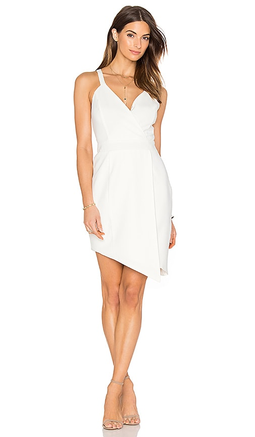 Greylin Villa Mar Dress in White