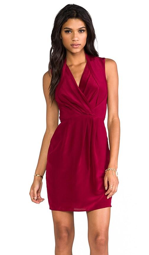 Camila Silk Crepe Dress
