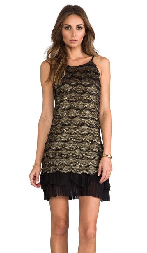 Mia Fringe Cami Dress