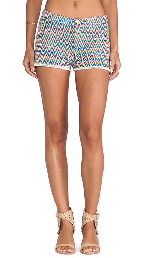 Natalia Tweed Shorts