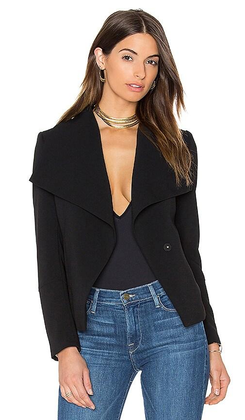Manda Oversized Collar Blazer