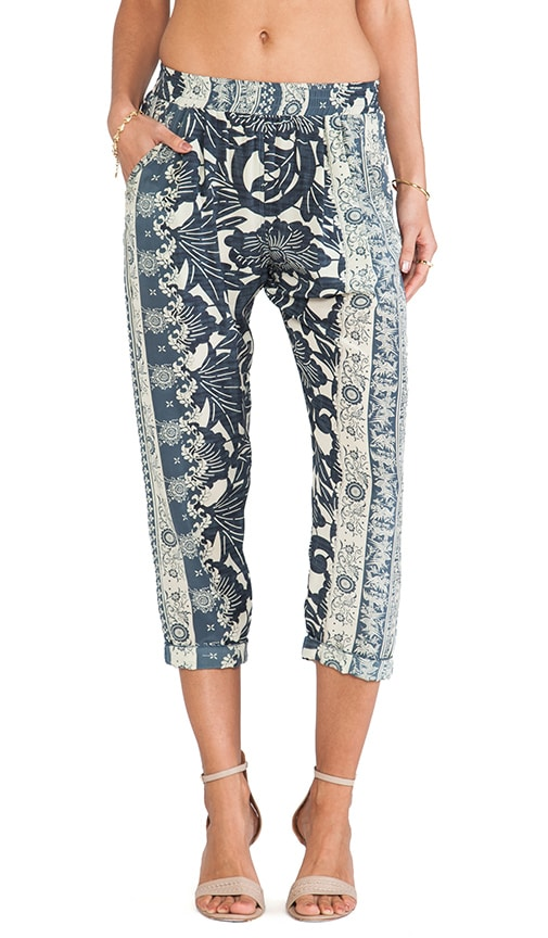 Jules Silk Pants