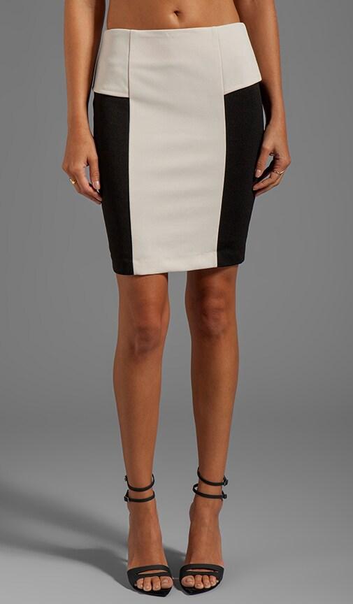 Angelina Peplum Skirt