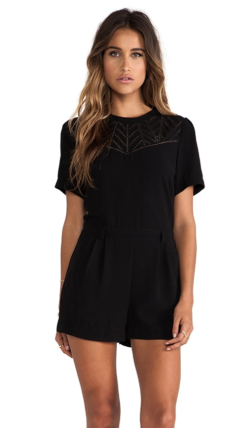 Bethnney Cutout Romper