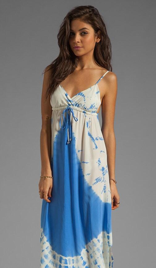 Sarah V Bottom Cami Maxi Dress