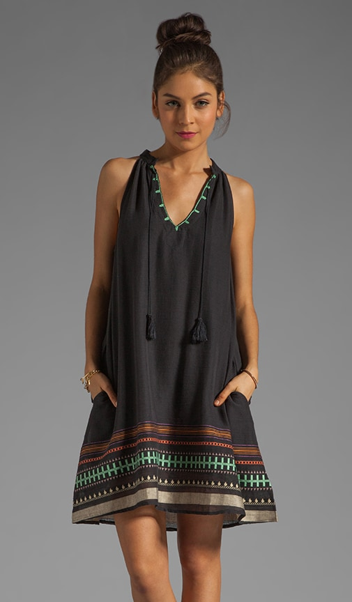 Goa Global Village High Neck Tunic