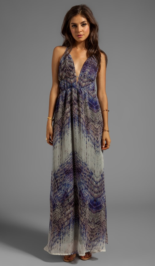 Annunaki Long Maxi Dress