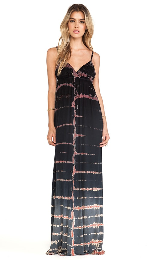 Desouk Triangle Maxi Dress