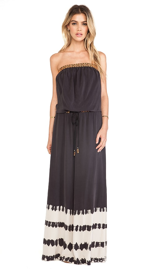 Cairo Tube Maxi Dress