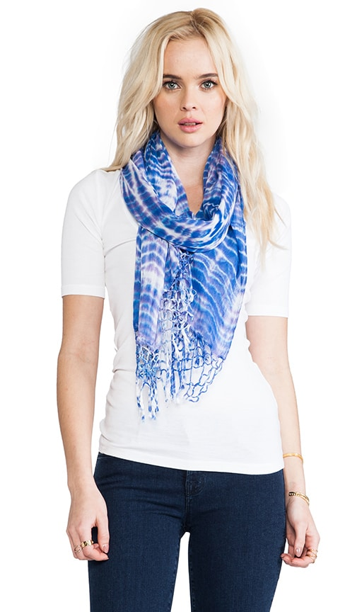 Alligator Wash Scarf