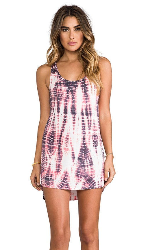 Racer Back Mini Dress