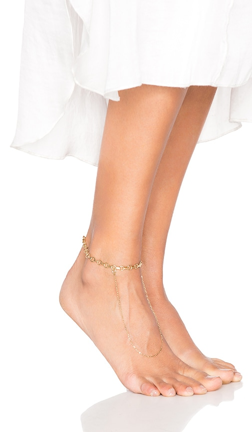 Sadi Payal Anklet