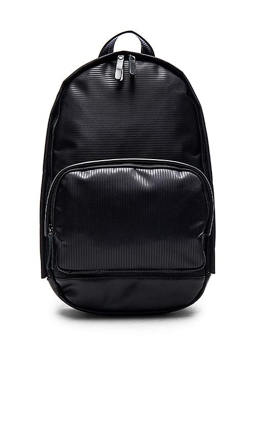 Haerfest Pattern Series Backpack in Black