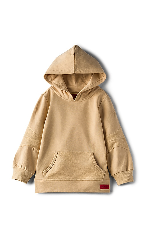Haus of JR Marvin Hoodie in Tan