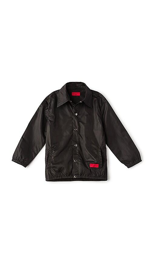 Haus of JR Carter Coaches Jacket in Black