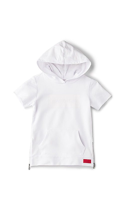 Haus of JR Jay Hoodie in White