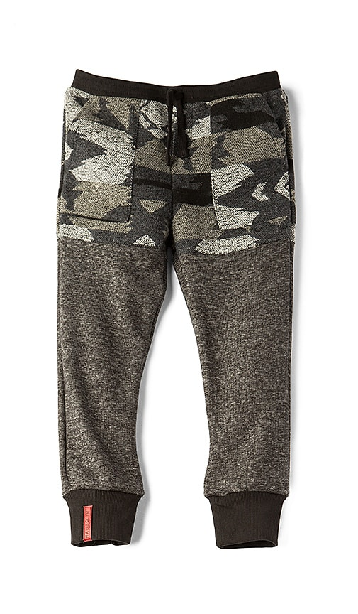 Haus of JR Desert Rose Sweatpant in Charcoal