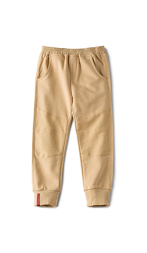 Haus of JR Marvin Sweatpants in Tan