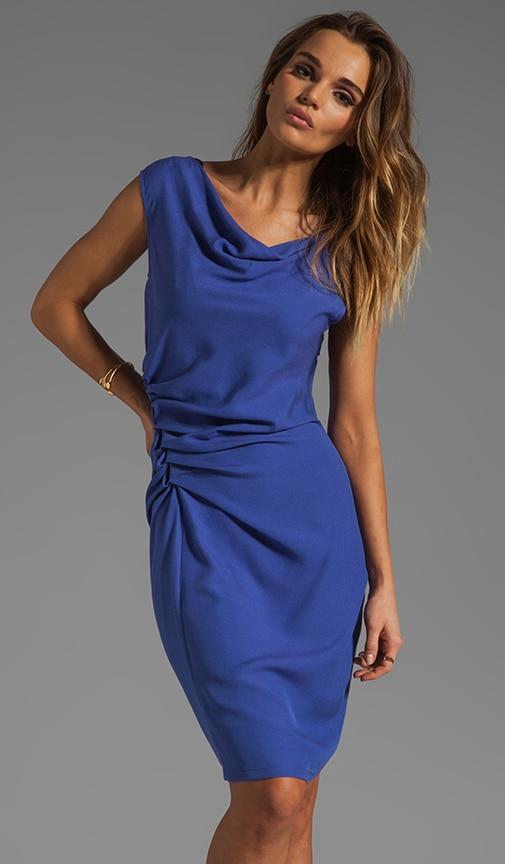 Cap Sleeve Mock Dress