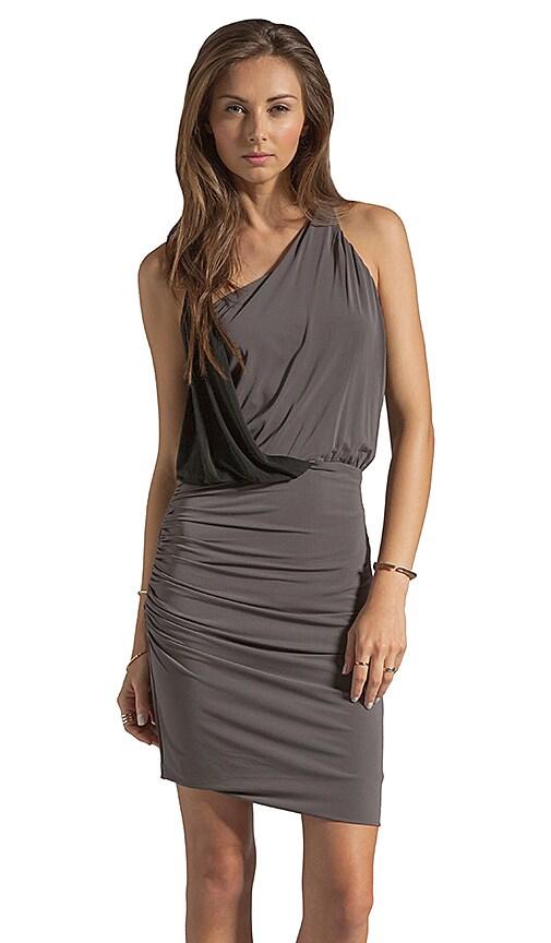 Twist Strap Dress