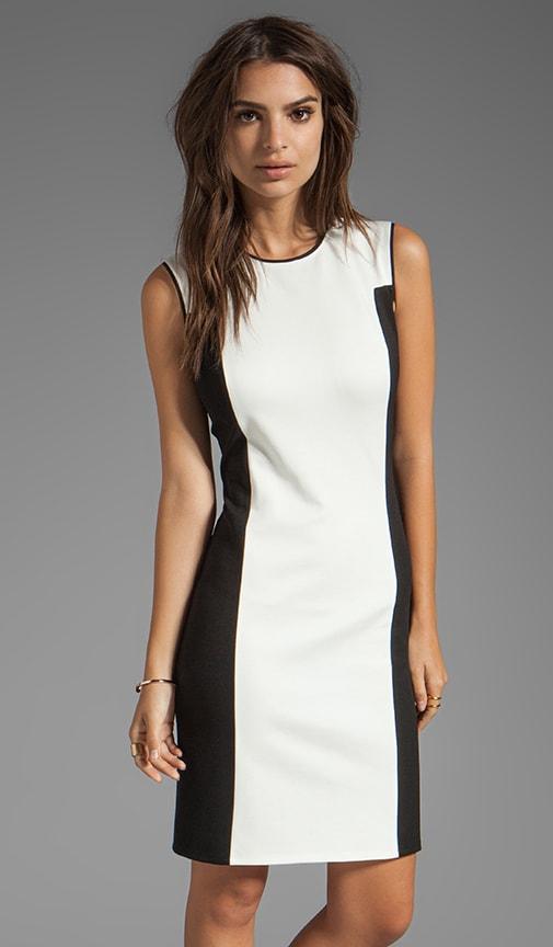 Colorblock Ponte Dress